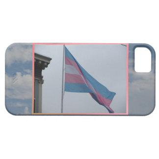 Bandera San Francisco del transexual iPhone 5 Cárcasa
