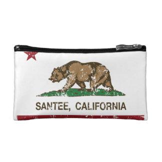 Bandera Santee del estado de California