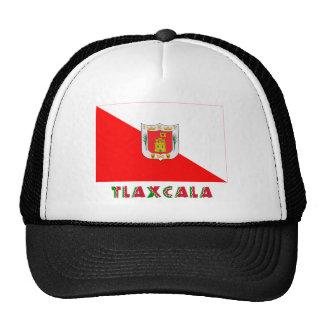 Bandera semioficial de Tlaxcala Gorros