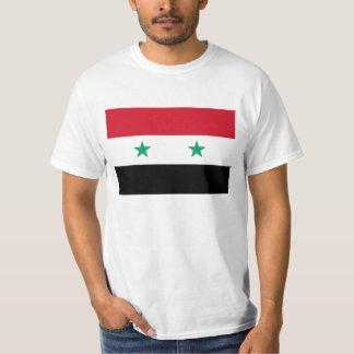 Bandera siria playera
