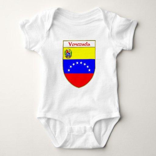 Bandera Slield de Venezuela Playeras