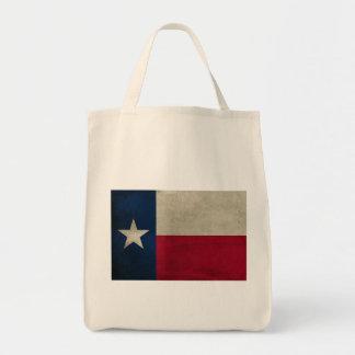 Bandera solitaria de la estrella del grunge de bolsa tela para la compra