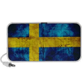 Bandera sueca altavoz