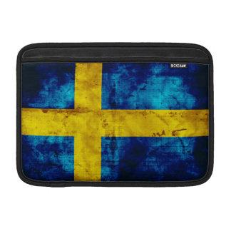 Bandera sueca funda  MacBook