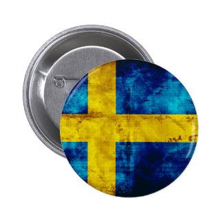 Bandera sueca pins