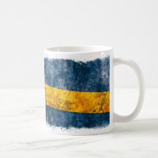 Bandera sueca tazas