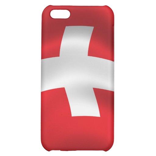 Bandera suiza para el iPhone 4
