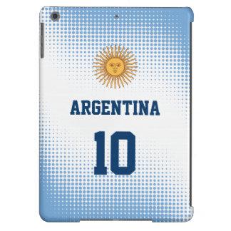 Bandera Sun de la Argentina de mayo - número de en Funda Para iPad Air