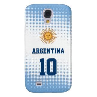 Bandera Sun de la Argentina de mayo - número de Funda Para Galaxy S4