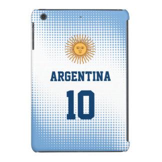 Bandera Sun de la Argentina de mayo - número de Fundas De iPad Mini