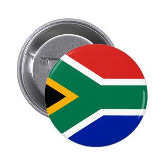 Bandera surafricana pin redondo de 2 pulgadas