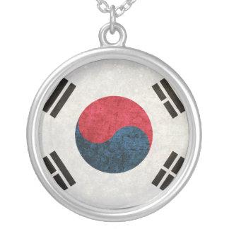 Bandera surcoreana colgante