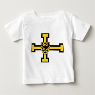 Bandera teutónica de la orden playera de bebé