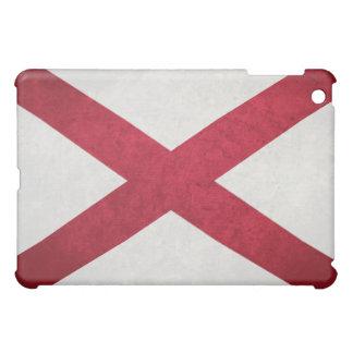 Bandera texturizada de Alabama