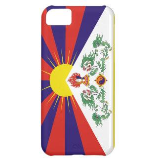 Bandera tibetana funda para iPhone 5C