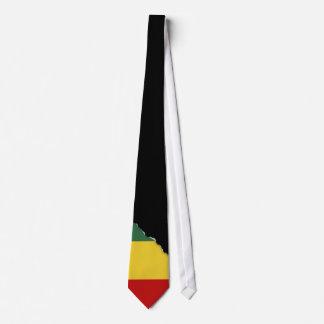 Bandera tradicional de Guinea Corbata
