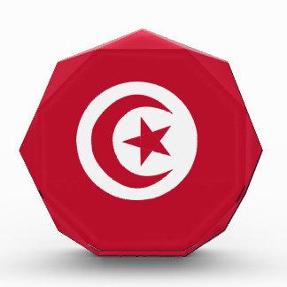 Bandera tunecina