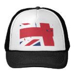 Bandera UK English London Gorra