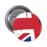 Bandera UK English London Pin