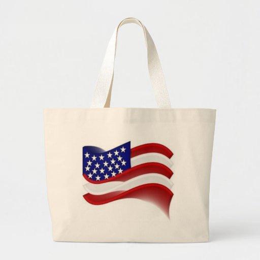 bandera única en el movimiento bolsa