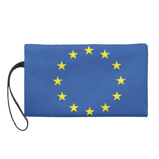bandera unida de Europa