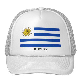 Bandera Uruguay, URUGUAY Gorras