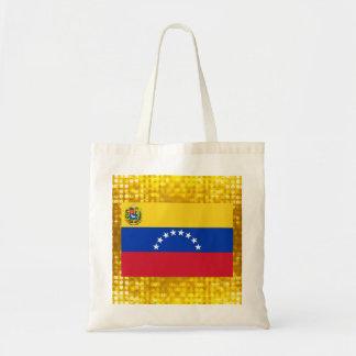 Bandera venezolana oficial bolsa tela barata