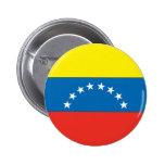 Bandera venezolana pins
