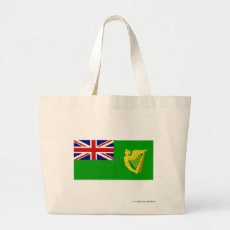 Bandera verde de Irlanda Bolsas