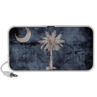 Bandera vieja de Carolina del Sur; iPhone Altavoz