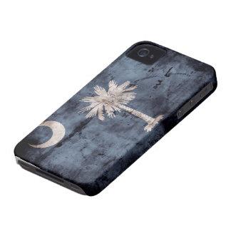 Bandera vieja de Carolina del Sur; iPhone 4 Carcasas