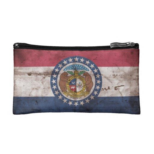 Bandera vieja de Missouri;