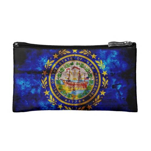 Bandera vieja de New Hampshire;