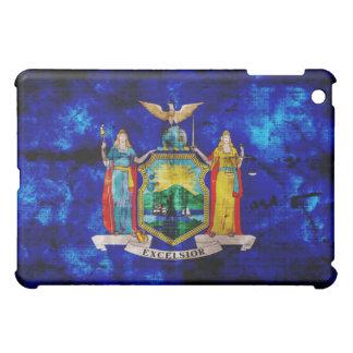 Bandera vieja de Nueva York;