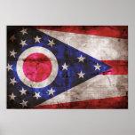 Bandera vieja de Ohio; Poster