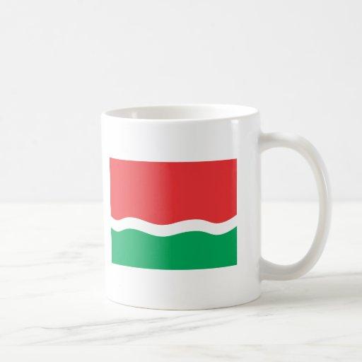 Bandera vieja de Seychelles Taza De Café