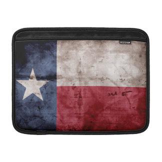 Bandera vieja de Tejas Fundas MacBook