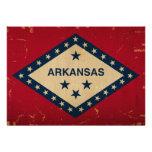 Bandera VINTAGE.png del estado de Arkansas