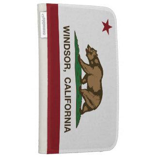 Bandera Windsor del estado de California
