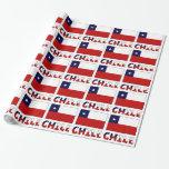 Bandera y Chile chilenos