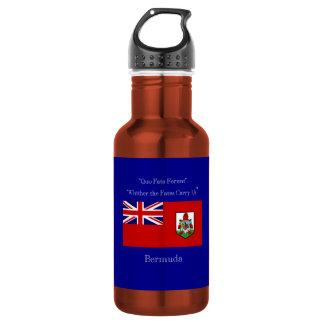 Bandera y lema de Bermudas