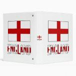 Bandera y nombre de Inglaterra
