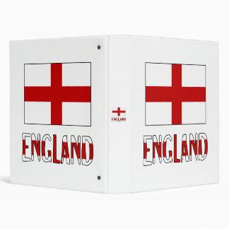 """Bandera y nombre de Inglaterra Carpeta 1"""""""