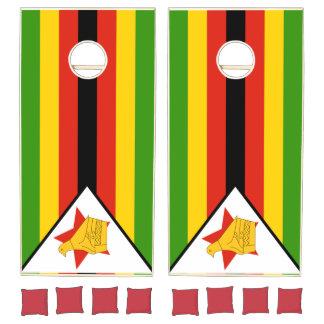 Bandera zimbabuense