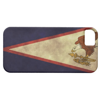 Banderas - American Samoa iPhone 5 Cárcasa