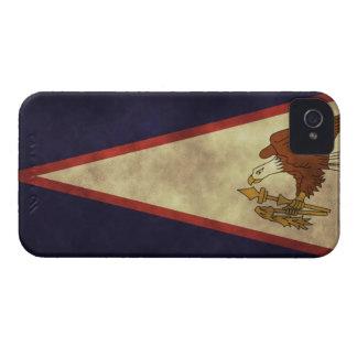 Banderas - American Samoa iPhone 4 Carcasas