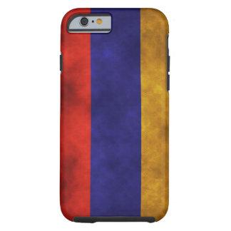 Banderas - Armenia Funda De iPhone 6 Tough