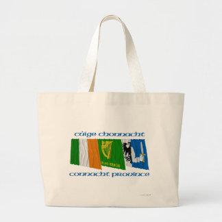 Banderas de Cúige Chonnacht (provincia de Connacht Bolsas