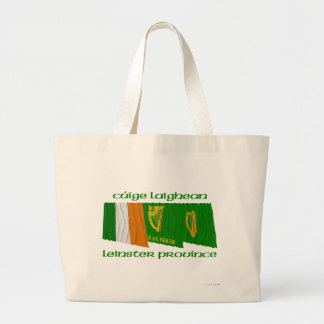 Banderas de Cúige Laighean (provincia de Leinster) Bolsas