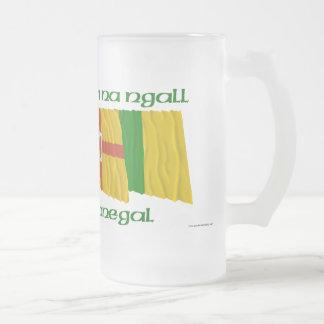 Banderas de Donegal del condado Tazas De Café